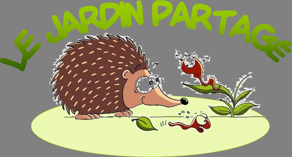 logo jardin partagé