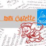 logo mini gazette